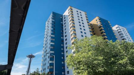 Seattle Apartments for Rent   Skye at Belltown