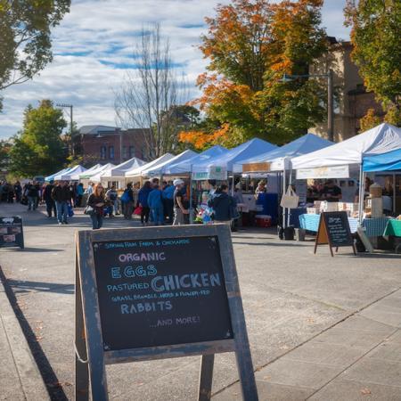 Ballard Farmers Market | Modera Ballard