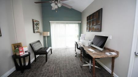 Resident Business Center | Apartment Homes in Columbia, MD | Alister Columbia
