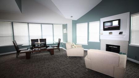 Spacious Resident Clubhouse in Columbia, MD | Alister Columbia