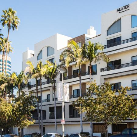 Renovated Community Building Exterior | Alister Sherman Oaks