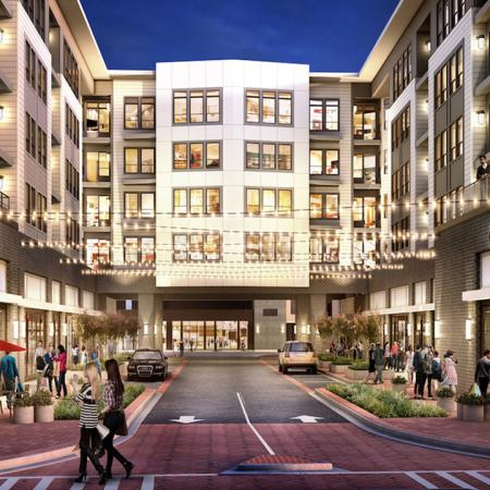 Restaurants and Retail On-Site | Modera Sandy Springs
