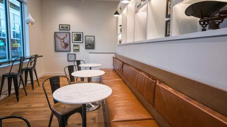 Social Seating | Modera South Lake Union