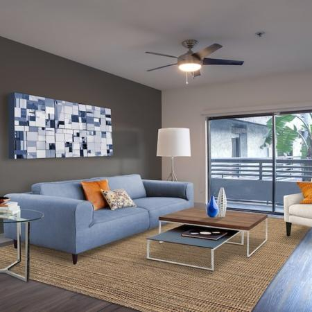 Renovated Apartments with Open Living Areas | Alister Sherman Oaks