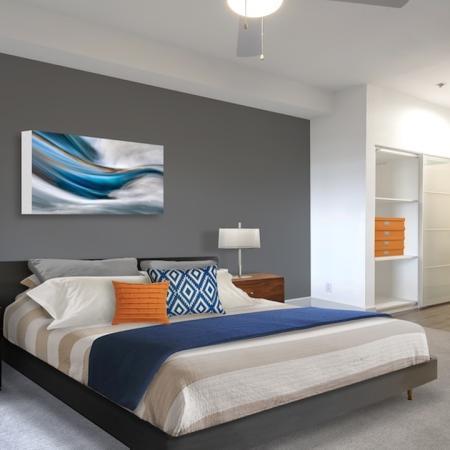 King-Sized Master Suite | Alister Sherman Oaks