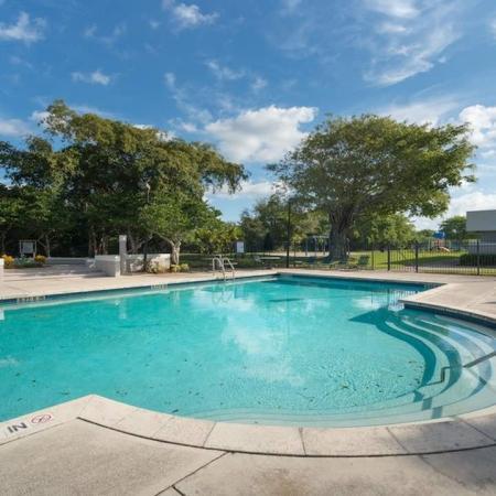 Relaxing Resort-Inspired Pool | Alister Boca Raton