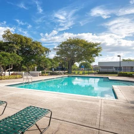 Two Hotel-Inspired Pools | Alister Boca Raton