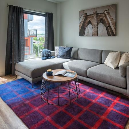 Modern Living Spaces | Modera Ballard