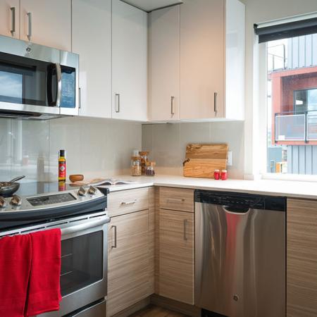 Well-Appointed Kitchen | Modera Ballard