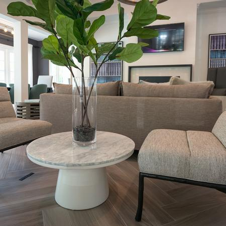 Comfortable Seating in our Resident Lounge | Alister Quincy