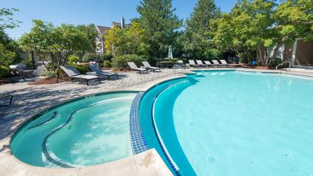 Hotel-Inspired Pool and Spa | Alister Quincy