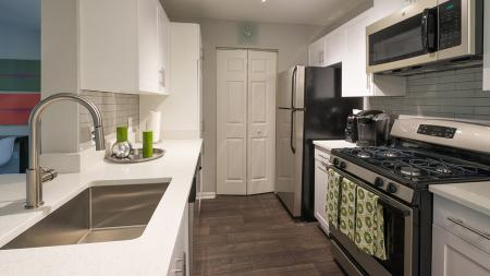 Redesigned Kitchens with Updated Appliances and Granite Counters | Alister Quincy
