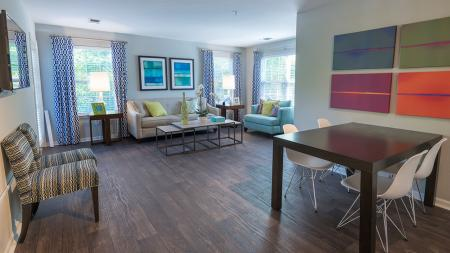 Wood Plank-Style Flooring | Alister Quincy