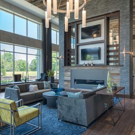 Community Clubroom | Modera Medford