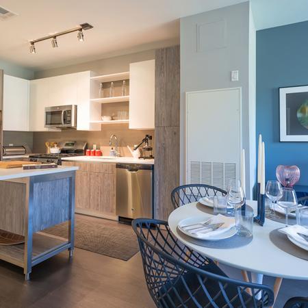 Open Concept Living Spaces | Modera Medford