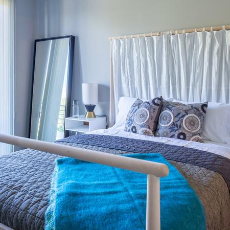 Bright Bedroom | Modera Medford