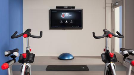 Fitness On Demand in Fitness Studio | Skye at Belltown