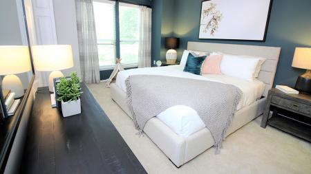 Spacious Apartment Bedroom in Columbia, MD | Alister Columbia