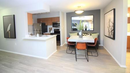 Newly Renovated Kitchen in Apartment Columbia, MD | Alister Columbia