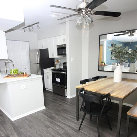 Spacious Dining Room | Columbia MD Apartments | Alister Town Center Columbia