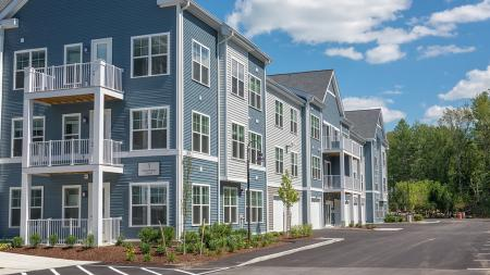 Flats and Townhomes Available | Modera Hopkinton