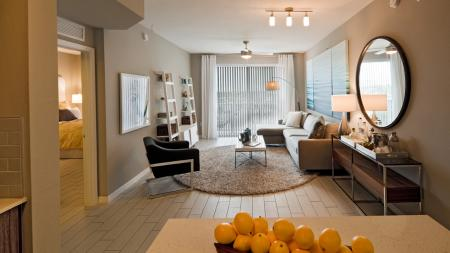 Spacious Living Spaces | Modera Port Royale