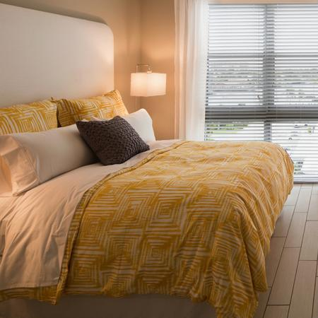Apartment Bedroom | Modera Port Royale