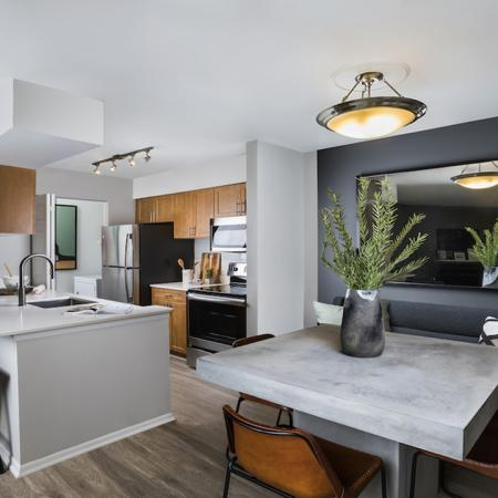 Upgraded Kitchen and Dining Area | Alister Columbia