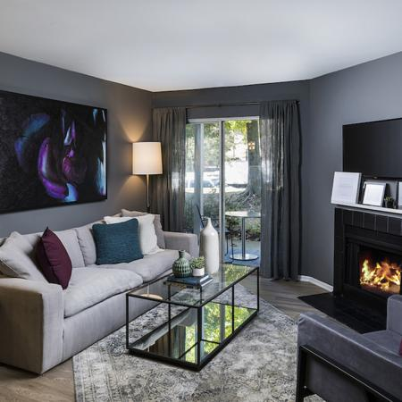 Spacious Living Room with Large Window | Alister Columbia