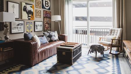 Model Home   Modera Sandy Springs   Apartment Homes