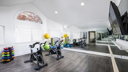 Fitness Studio | Alister Town Center Columbia