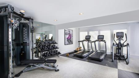 Brand New Fitness Center | Alister Town Center Columbia