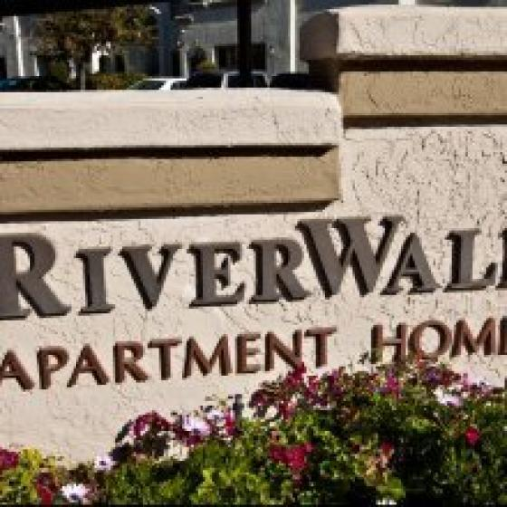 Riverwalk homes for rent in Escondido CA sign