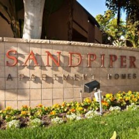 Sandpiper Apartments in Solana Beach CA