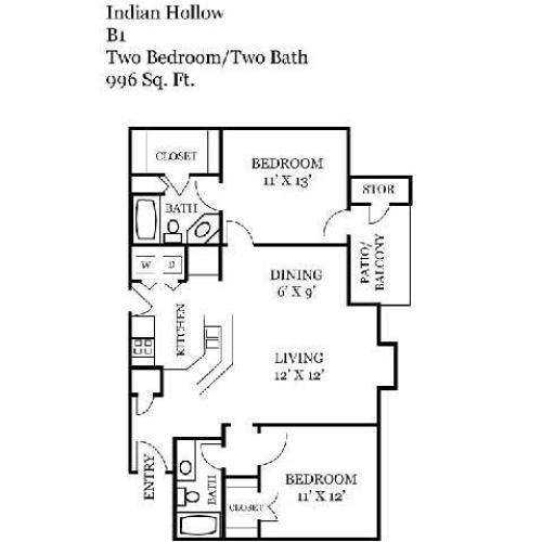 Indian Hollow