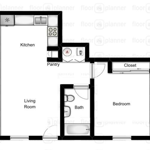 3 Bed / 1 Bath Apartment In Washington UT