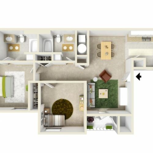 Patrician Apartments: The Patrician At Bonaire
