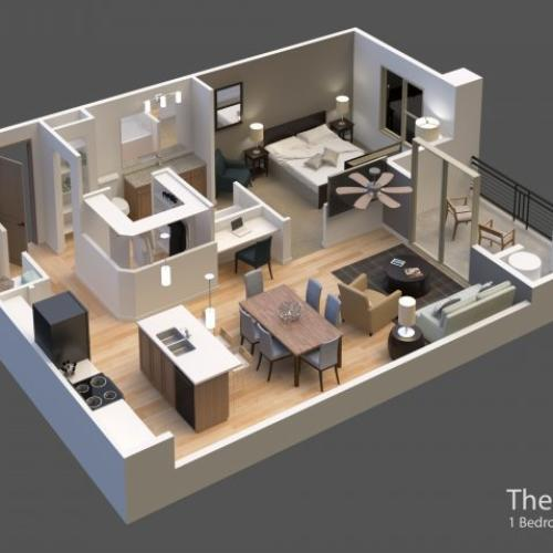 1 bedroom apartments, apartments for rent in Idaho Falls, Idaho