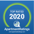 Apartment Ratings Top Rated 2020 Badge | Westchester Park Apartments