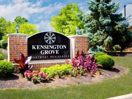 Monument at Kensington Grove Apartment Homes in Westerville, OH
