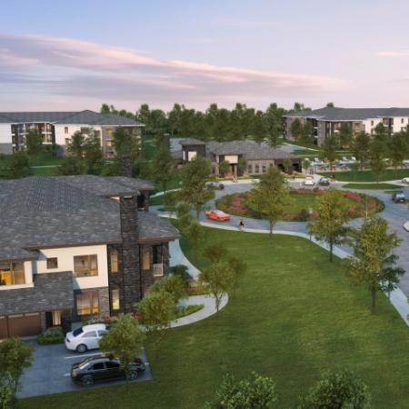 Luxury Apartments In Plainfield Indiana | Echo Park at Perry Crossing