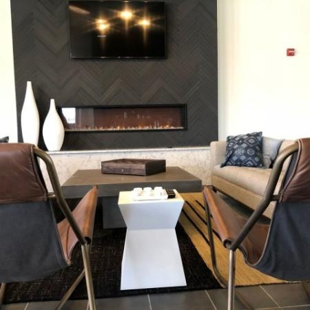 Spacious Resident Club House   Plainfield IN Apartments   Echo Park at Perry Crossing