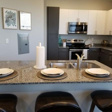 State-of-the-Art Kitchen   Apartments Near Indianapolis IN   Echo Park at Perry Crossing