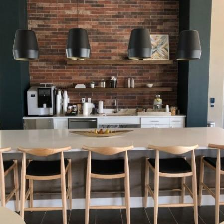 Coffee Lounge   Luxury Apartments In Plainfield Indiana   Echo Park at Perry Crossing