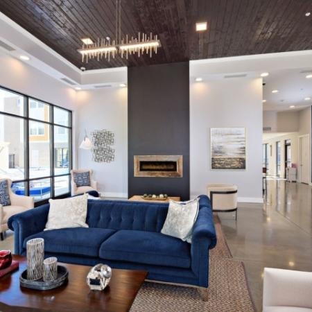 Spacious Resident Club House | Luxury Apartments Bloomington IN | Echo Park-Bloomington