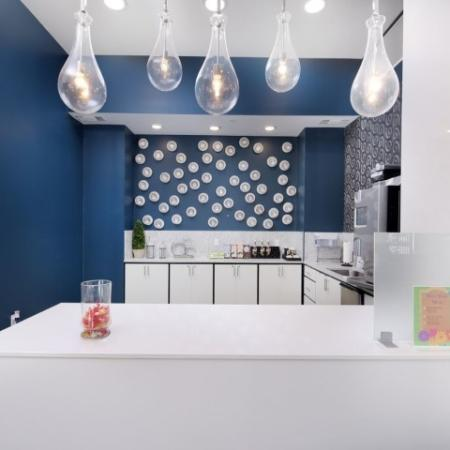 Resident Coffee Bar | Luxury Apartments Bloomington IN | Echo Park-Bloomington