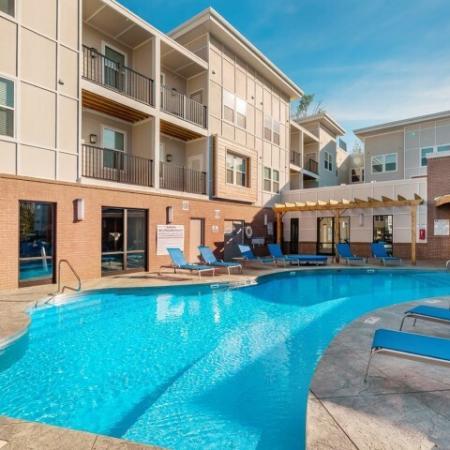 Indoor Pool | Bloomington Luxury Rentals | Echo Park-Bloomington