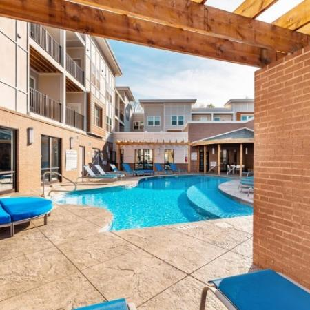 Heated Pool | Apartments Bloomington IN | Echo Park-Bloomington