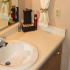 Ornate Bathroom | BYU Multi-Family Housing | Cambridge Court