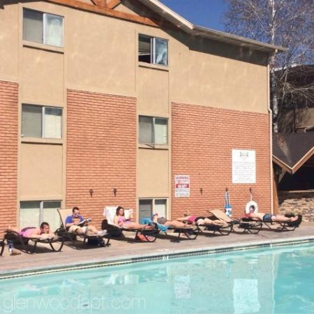 Pool | BYU Student Apartments